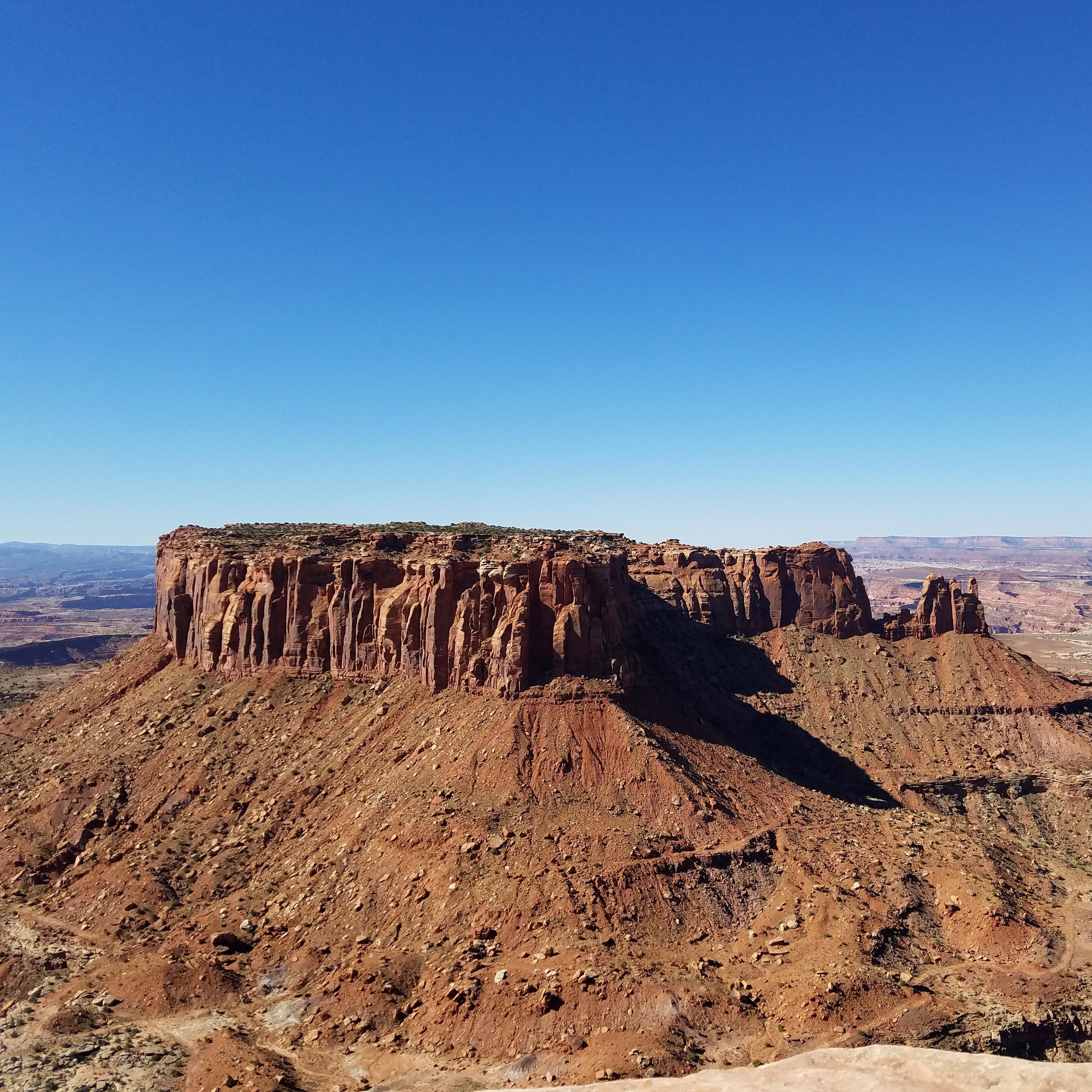 Island in the Sky Mesa